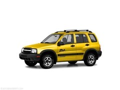 2004 Chevrolet Tracker SUV