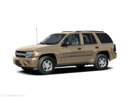 2004 Chevrolet Trailblazer >> Used 2004 Chevrolet Trailblazer For Sale Murray Ut 1gndt13s142178299