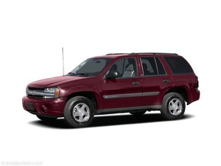 Discounted bargain used vehicles 2004 Chevrolet TrailBlazer SUV for sale near you in Roanoke, VA