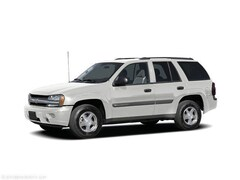 2004 Chevrolet Trailblazer LS 4x4 SUV