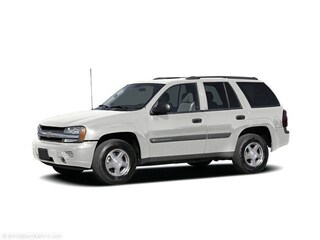 Used 2004 Chevrolet TrailBlazer LS SUV in San Benito, TX