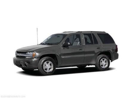 2004 Chevrolet Trailblazer LT Sport Utility