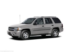 Bargain Inventory 2004 Chevrolet Trailblazer LS SUV for sale in Hobart, IN