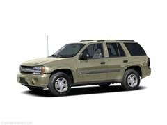 Used 2004 Chevrolet TrailBlazer SUV for sale in Oneonta, NY