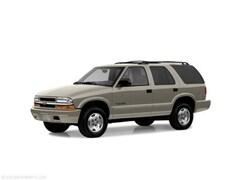 2004 Chevrolet Blazer LS 4WD LS