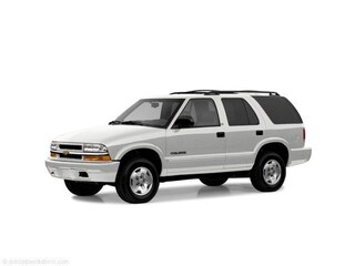 Used 2004 Chevrolet Blazer LS SUV for Sale in Anchorage