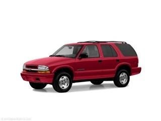 2004 Chevrolet Blazer LS SUV