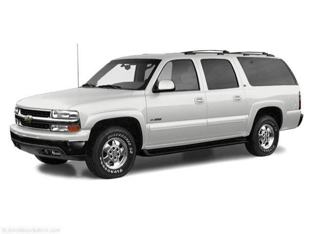 2004 Chevrolet Suburban LT 1500 4WD LT