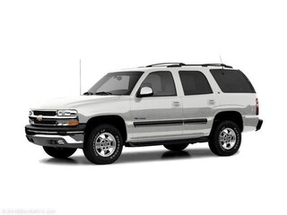 Used 2004 Chevrolet Tahoe Special Service 4dr 4WD Sport Utility Billings, MT