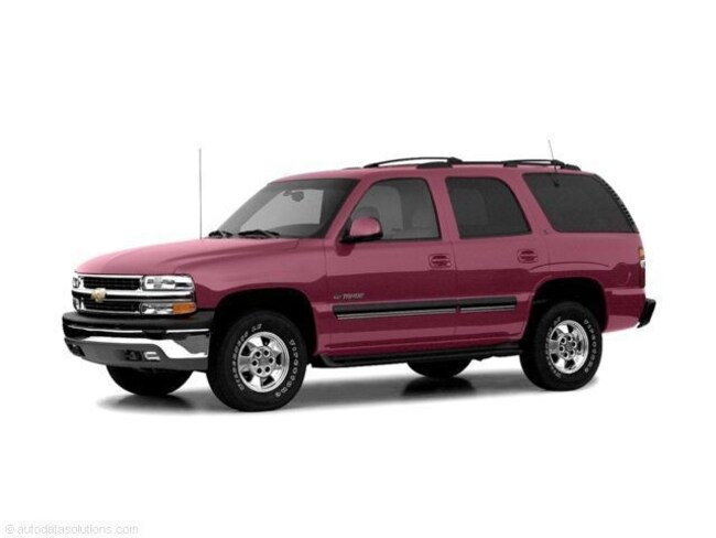 Used 2004 Chevrolet Tahoe SUV near Albany NY