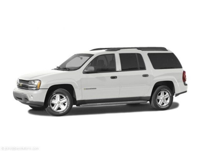 Bargain used vehicle 2004 Chevrolet TrailBlazer EXT SUV for sale near you in Lakewood, CO