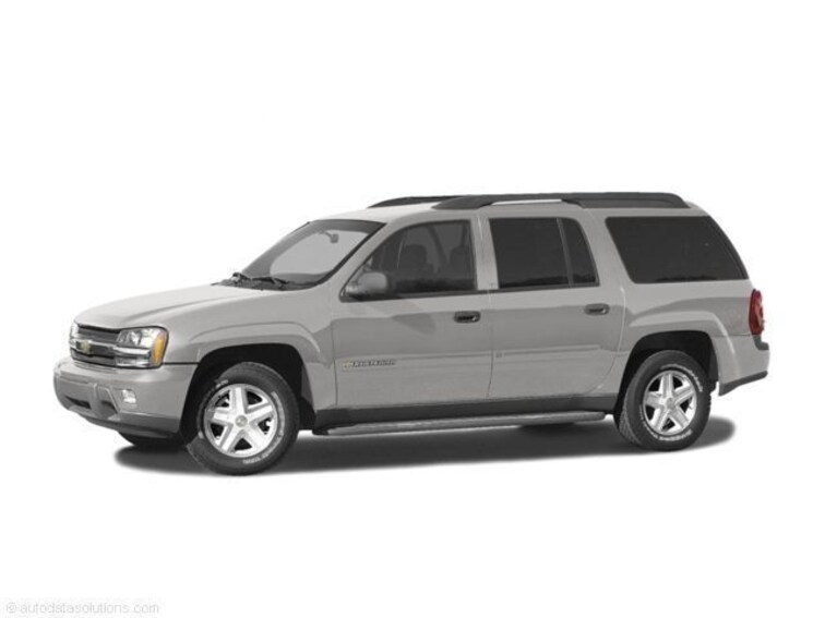 Pre-Owned 2004 Chevrolet Trailblazer EXT LT SUV 1GNET16S546143905 in McHenry, IL