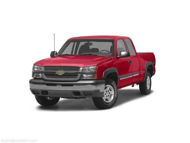 Used vehicle 2004 Chevrolet Silverado 1500 Truck Extended Cab for sale near you in Lakewood, CO