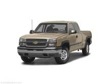 2004 Chevrolet Silverado 1500 Truck