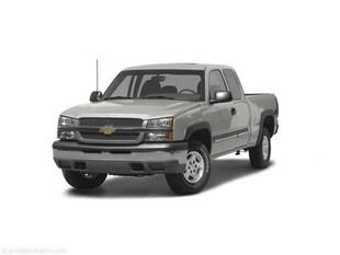 2004 Chevrolet Silverado 1500 Work Truck Truck