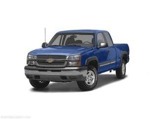 2004 Chevrolet Silverado 1500 Base Truck