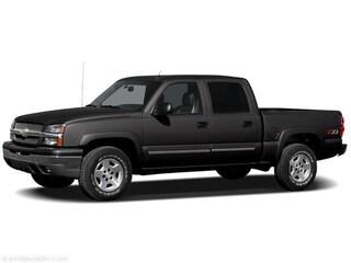 2004 Chevrolet Silverado 1500 Truck Crew Cab Klamath Falls, OR