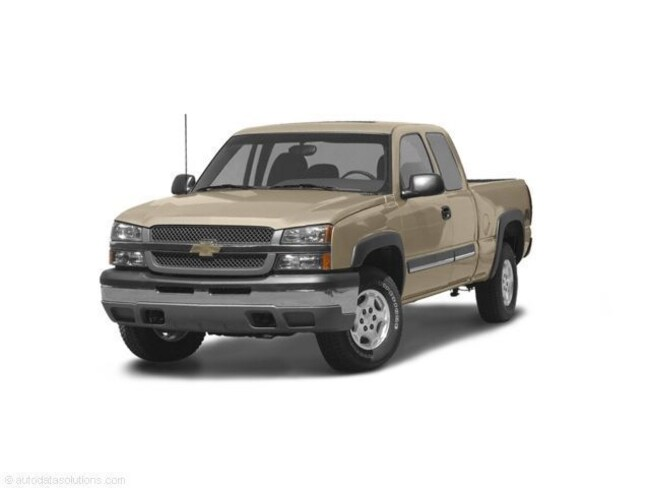 2004 Chevrolet Silverado 2500HD Work Truck Truck