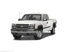 2004 Chevrolet Truck Extended Cab