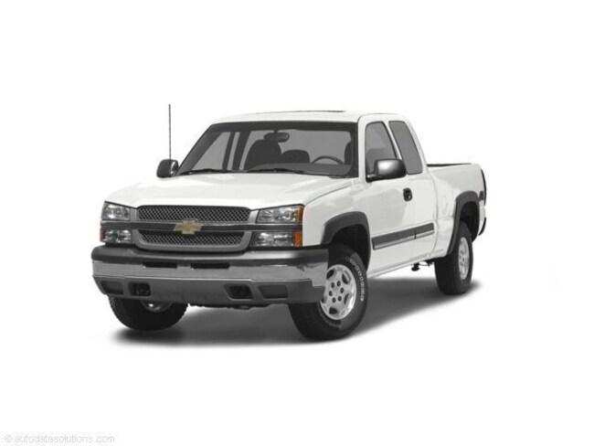 2004 Chevrolet Silverado 2500 Work Truck Truck