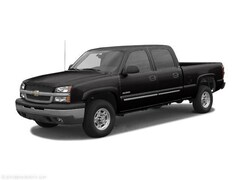 2004 Chevrolet Silverado 2500 Truck SOLD AS IS