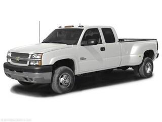 2004 Chevrolet Silverado 3500 DRW Truck Extended Cab