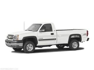 2004 Chevrolet Silverado 2500HD LS Truck