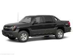 2004 Chevrolet Avalanche 1500 Base Truck