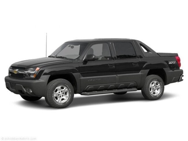Used 2004 Chevrolet Avalanche 1500 Base Truck in Muskogee