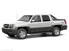 2004 Chevrolet Avalanche 5DR 2WD 1500