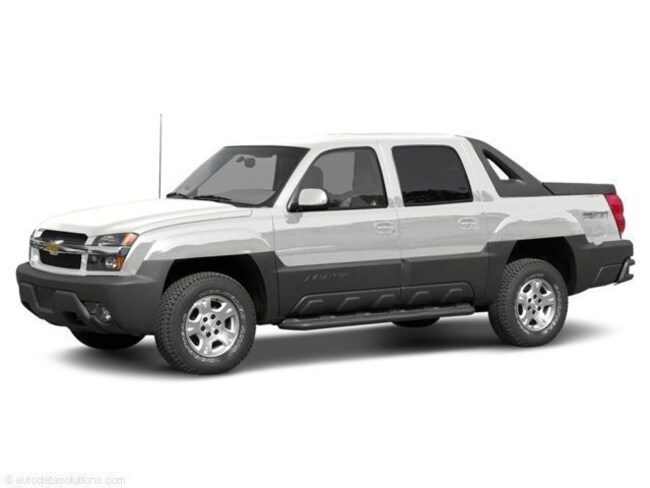 Used 2004 Chevrolet Avalanche 1500  Crew Cab 130 WB 4WD Steamboat Springs, CO