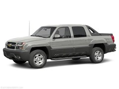 2004 Chevrolet Avalanche 1500 Base Truck Crew Cab