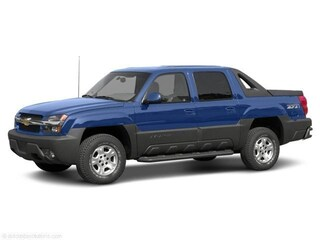 Used 2004 Chevrolet Avalanche 1500 Base Truck Crew Cab Missoula, MT