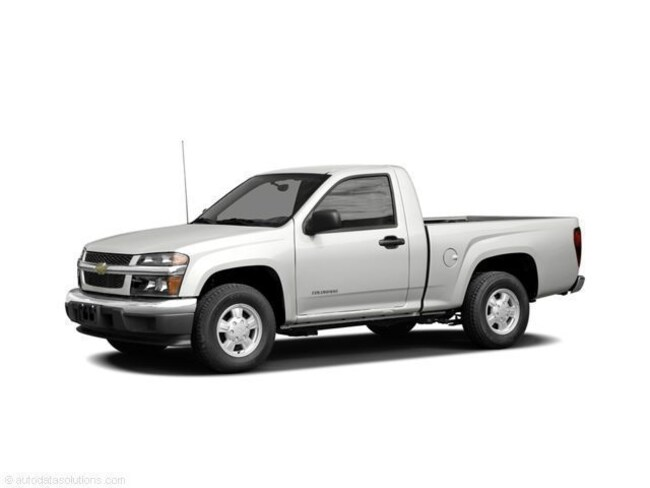 2004 Chevrolet Colorado Fleet Truck