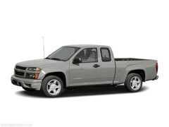 2004 Chevrolet Colorado Base Truck Extended Cab