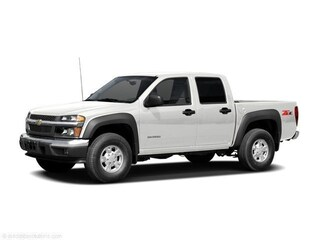 used 2004 Chevrolet Colorado LS Truck Crew Cab 1GCDS136648175135 for sale in New Bern