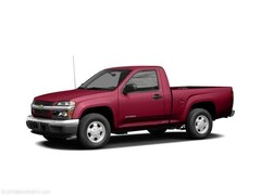 Used 2004 Chevrolet Colorado Truck Regular Cab for sale in Wichita Falls, TX