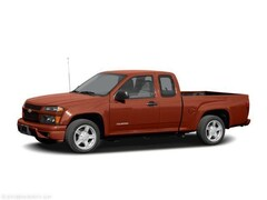 2004 Chevrolet Colorado Ext Cab 125.9 WB 4WD Truck