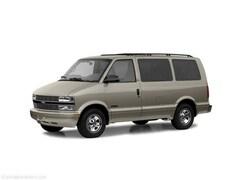 2004 Chevrolet Astro Van Passenger Van