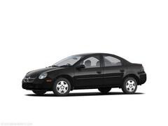 2004 Dodge Neon SXT Sedan