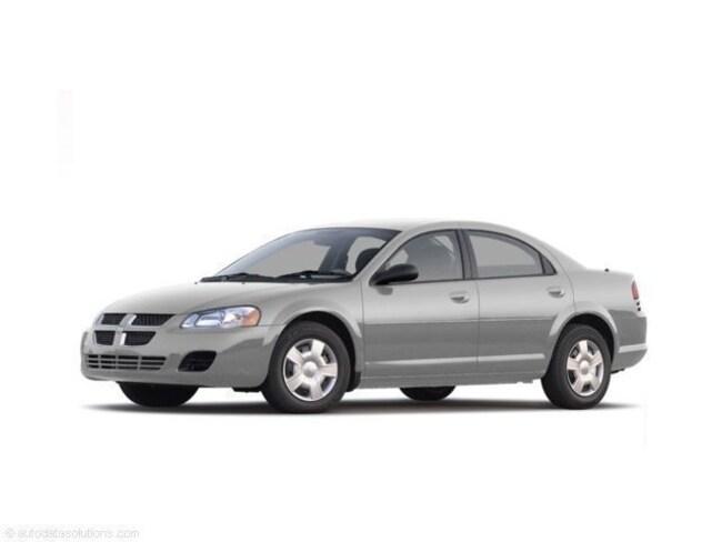 2004 Dodge Stratus ES Sedan