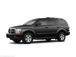 Used 2004 Dodge Durango SLT SUV 4x4 Automatic 1D4HB48D54F218453 For sale in Clinton, IL