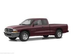 2004 Dodge Dakota Club Cab Pickup