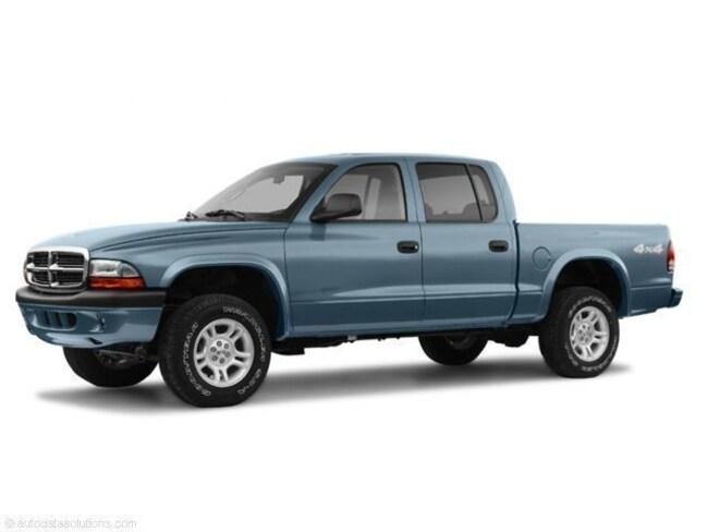 2004 Dodge Dakota SLT Truck Quad Cab