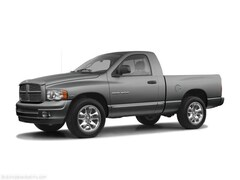 2004 Dodge Ram 1500 PK Truck Regular Cab