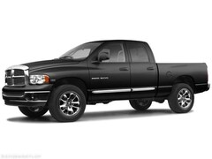 Used 2004 Dodge Ram 1500 SLT/Laramie Truck Quad Cab Anchorage, AK