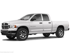 2004 Dodge Ram Pickup Quad Cab 4X4