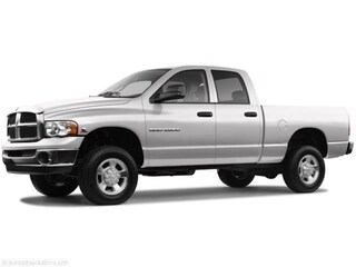Pre-Owned 2004 Dodge Ram 2500 Truck 39114B for sale in Jackson, WY