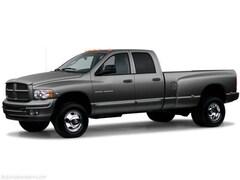 Used  2004 Dodge Ram 3500 SLT/Laramie Truck Quad Cab 3D7LU38C04G182890 for Sale in Greeley, CO