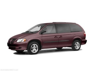 Bargain Used 2004 Dodge Grand Caravan SE Van Passenger Van under $15,000 for Sale in Joplin